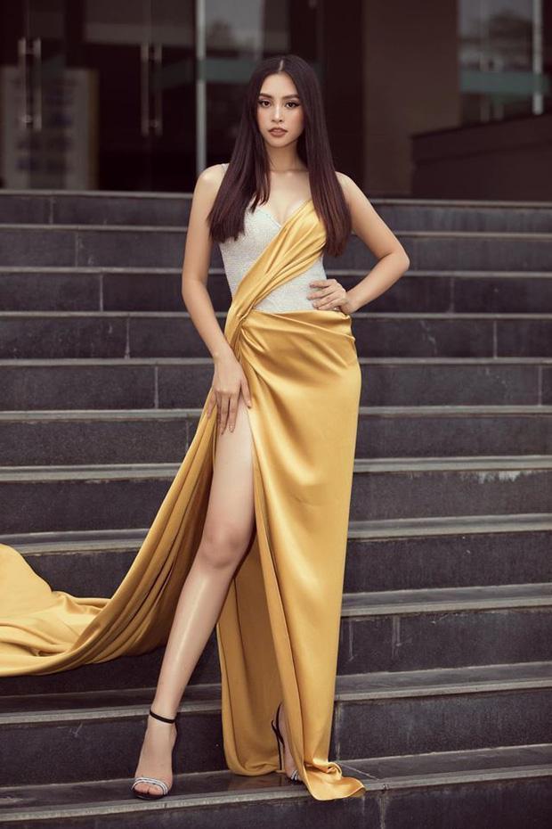 Nghịch lý mỹ nhân Việt: Mặc váy xẻ cao vẫn phải che đậy cho đỡ lộ hàng?-5