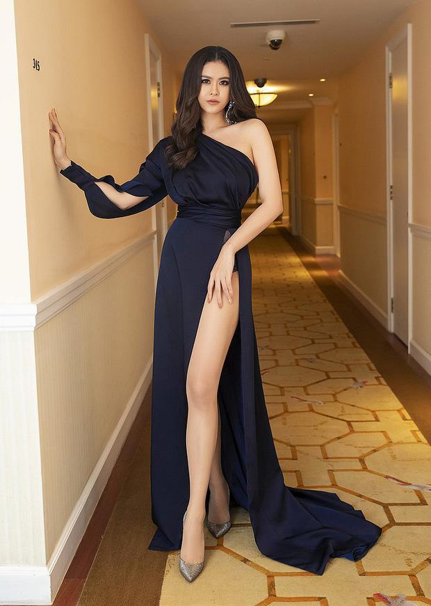 Nghịch lý mỹ nhân Việt: Mặc váy xẻ cao vẫn phải che đậy cho đỡ lộ hàng?-9
