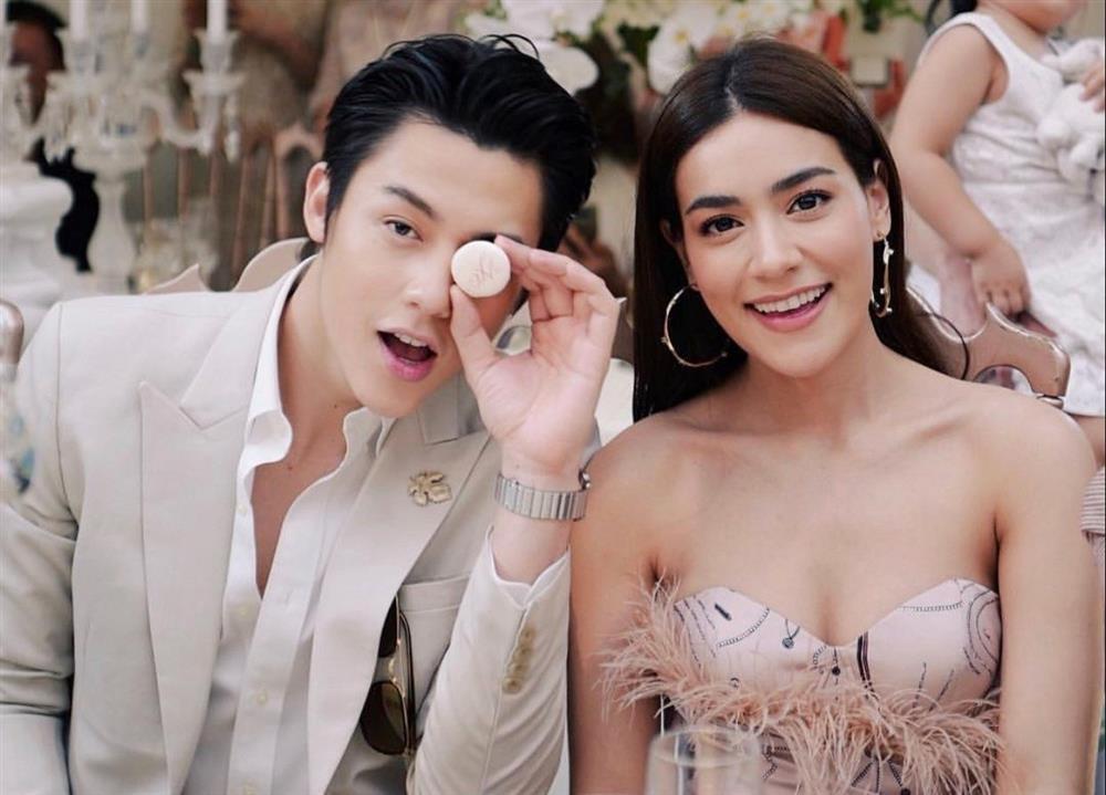 8 năm sóng gió của cặp diễn viên quyền lực Thái Lan-1