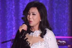 Danh ca Thanh Tuyền: 'Tôi ra đi không sao, chỉ thương Phi Nhung'