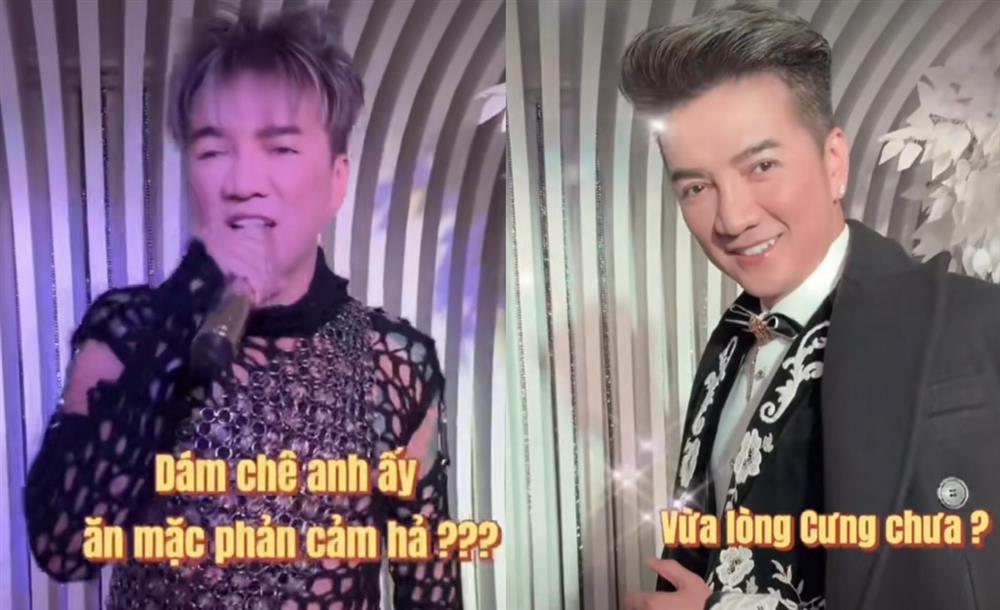 Đàm Vĩnh Hưng mặc style Fuho hát trong tiệc bà Phương Hằng-9