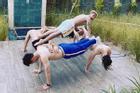 Đại hội body 'Running Man': Trường Giang, Jack 'bay màu' khó hiểu