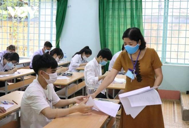 Bộ Công an thông tin về 58 em đạt 29,5 điểm trượt nguyện vọng 1-1