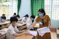 Bộ Công an thông tin về 58 em đạt 29,5 điểm trượt nguyện vọng 1