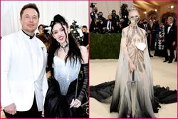 Grimes - cô ca sĩ vừa chia tay tỷ phú Elon Musk có gu ăn mặc dị biệt