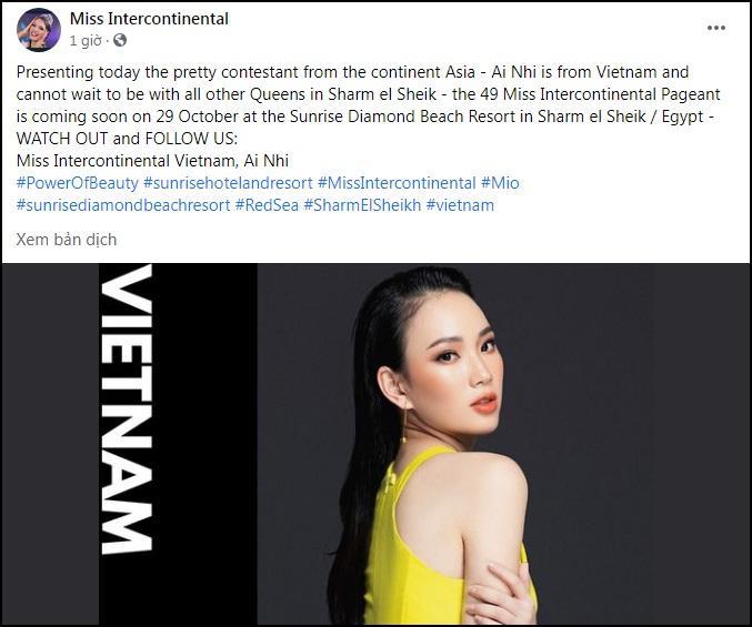 Ngơ ngác - bật ngửa với đại diện Việt thi Miss Intercontinental-1