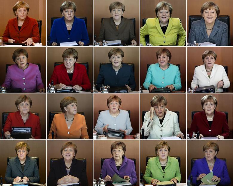 Nguyên tắc ăn mặc thú vị của Người phụ nữ quyền lực nhất thế giới-1