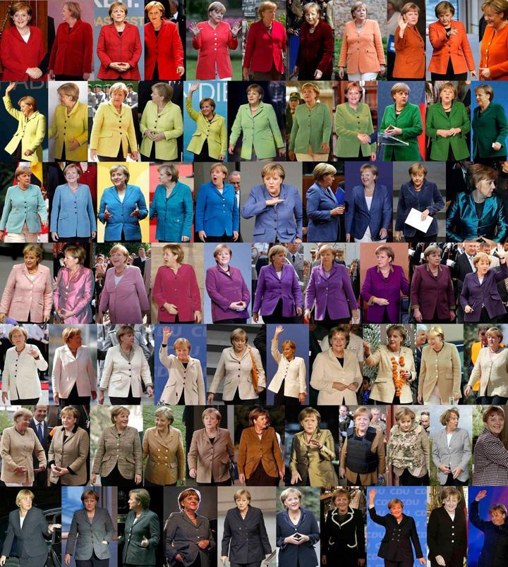 Nguyên tắc ăn mặc thú vị của Người phụ nữ quyền lực nhất thế giới-2
