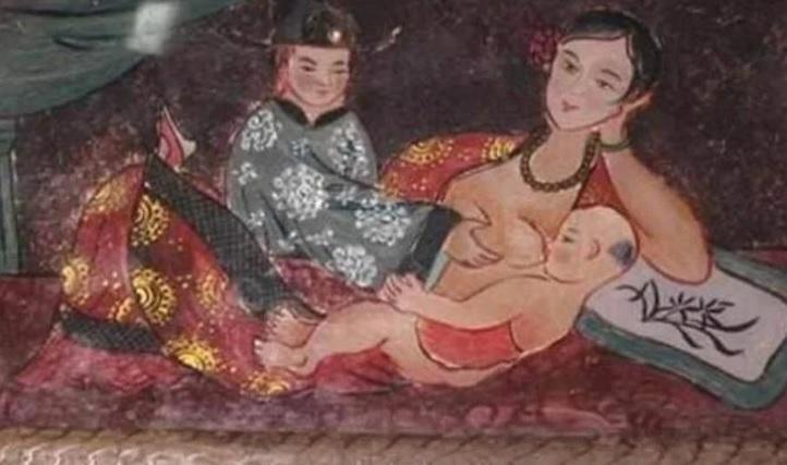 Sự thật tàn nhẫn về các vú nuôi của công chúa, hoàng tử thời xưa-1