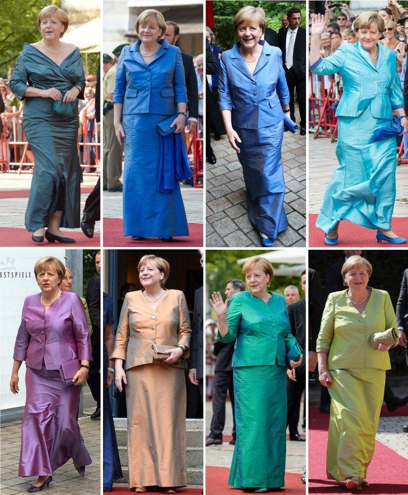 Nguyên tắc ăn mặc thú vị của Người phụ nữ quyền lực nhất thế giới-5
