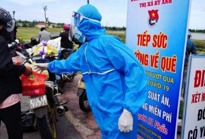 Nam thanh niên tình nguyện chống dịch tử vong trên đường về nhà-1