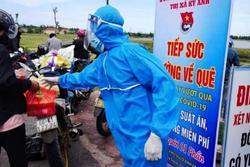 Nam thanh niên tình nguyện chống dịch tử vong trên đường về nhà