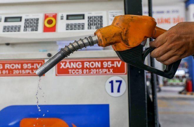 Giá xăng dầu đồng loạt tăng kể từ 15h chiều nay 25/9-1