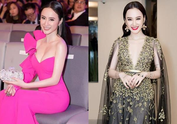 Kiểu váy khiến Minh Hằng và dàn sao Việt hoá kiếp vòng một phút mốt-6