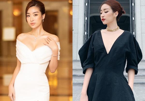 Kiểu váy khiến Minh Hằng và dàn sao Việt hoá kiếp vòng một phút mốt-7