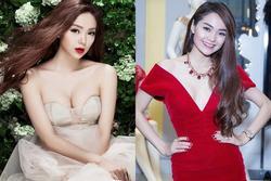 Kiểu váy khiến Minh Hằng và dàn sao Việt 'hoá kiếp' vòng một phút mốt