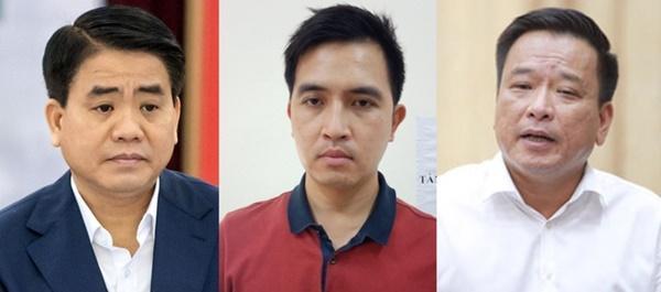 Ông Nguyễn Đức Chung bị truy tố 10-15 năm tù trong vụ án thứ 3-1