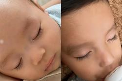 Con trai thứ hai của Phạm Hương có đặc điểm giống anh cả như lột