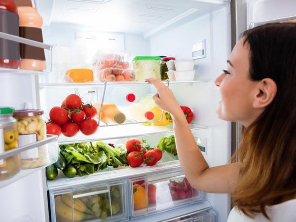 Cách tích trữ thực phẩm đúng cách trong tủ lạnh-1