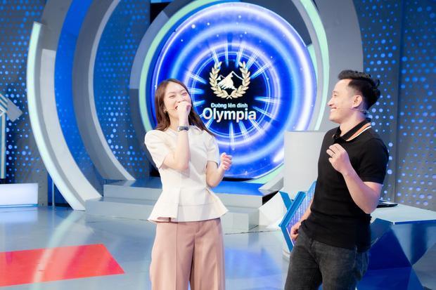 Khánh Vy nói gì sau lần đầu tiên làm MC Đường Lên Đỉnh Olympia?-2