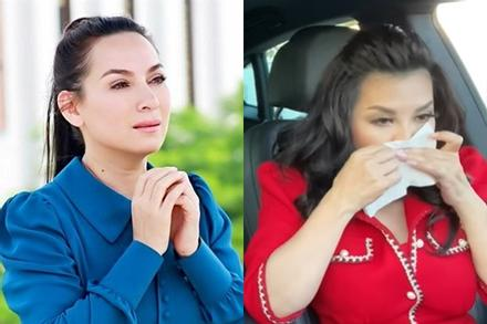 Xuân Lan và ê-kíp Phi Nhung dằn mặt vợ cũ Bằng Kiều?