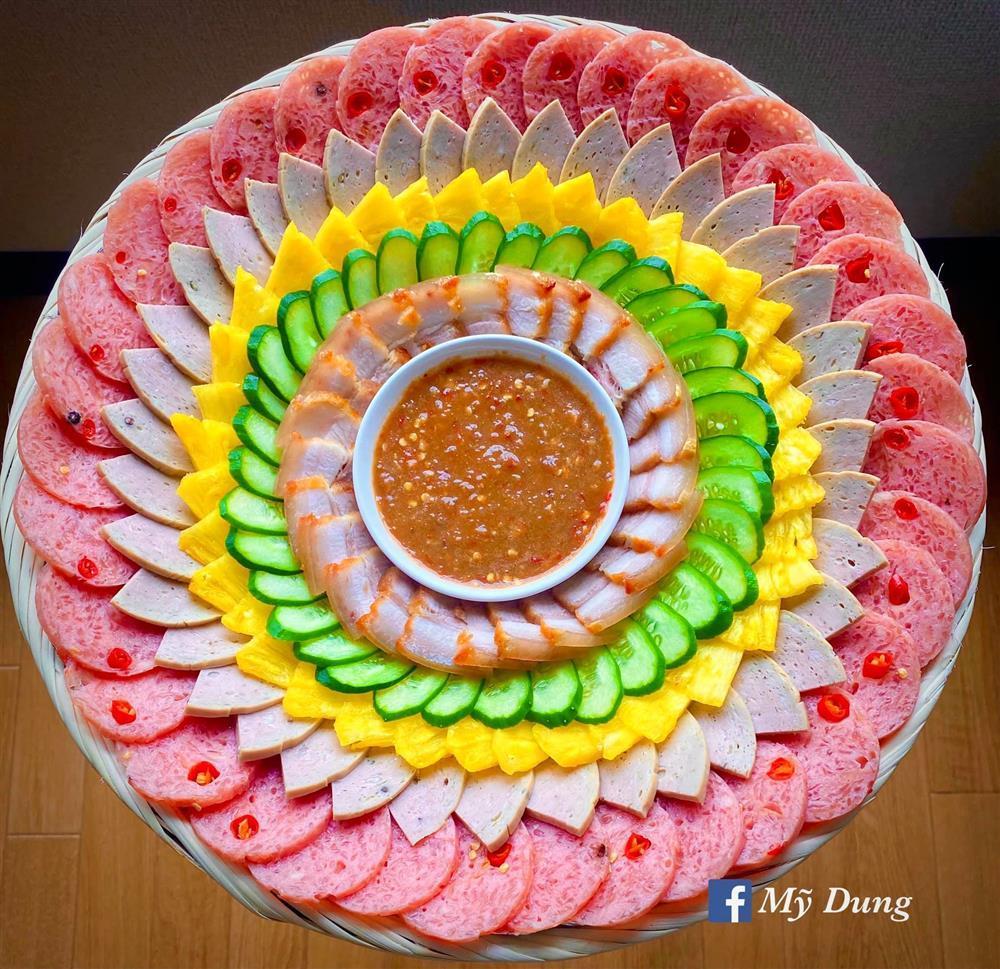Gái đảm biến đồ ăn thành tác phẩm nghệ thuật ngắm cũng no-4