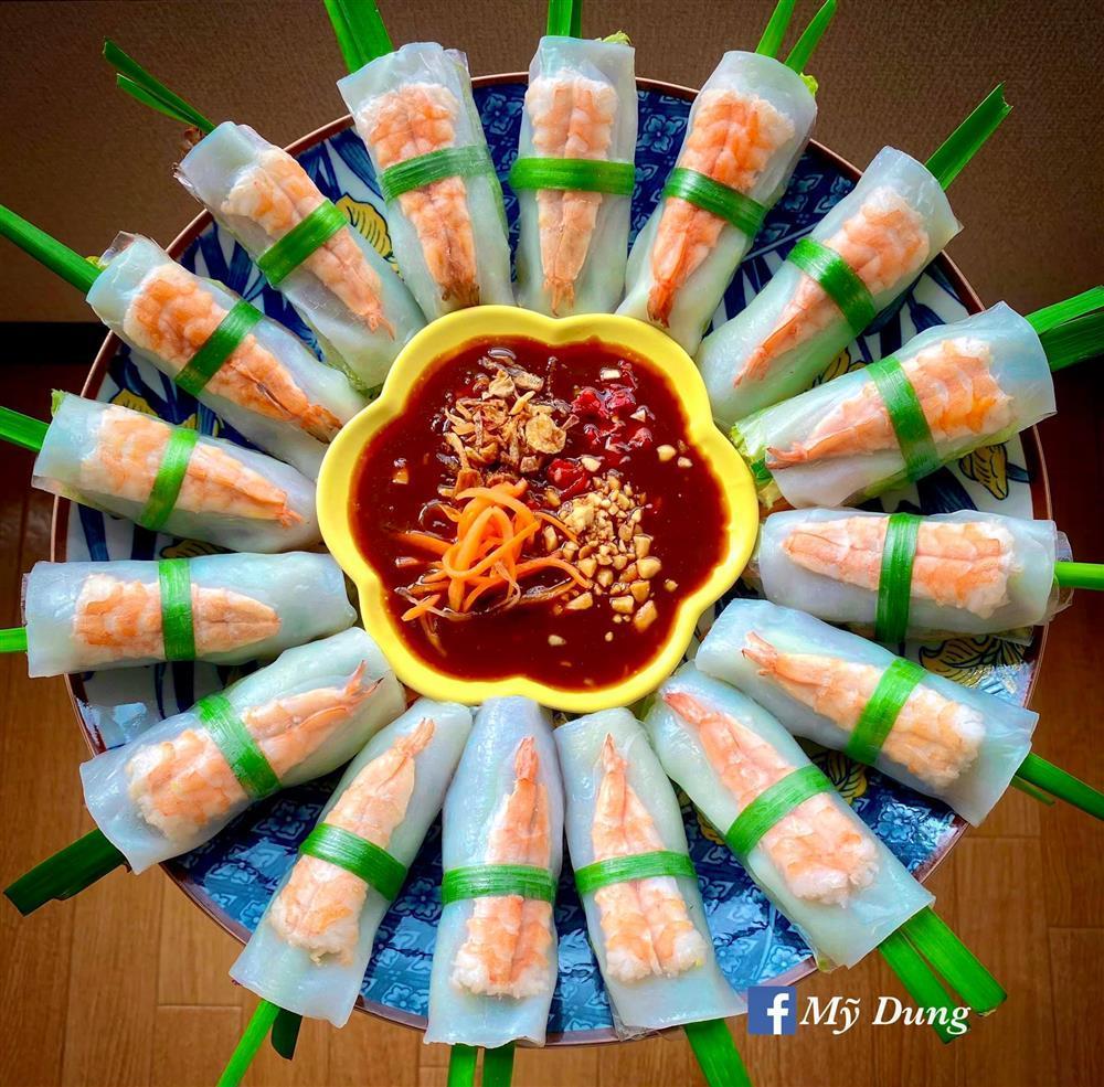 Gái đảm biến đồ ăn thành tác phẩm nghệ thuật ngắm cũng no-6