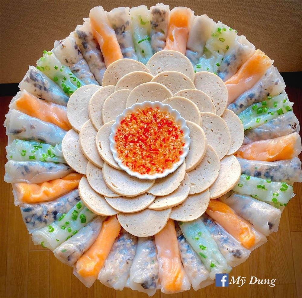 Gái đảm biến đồ ăn thành tác phẩm nghệ thuật ngắm cũng no-9