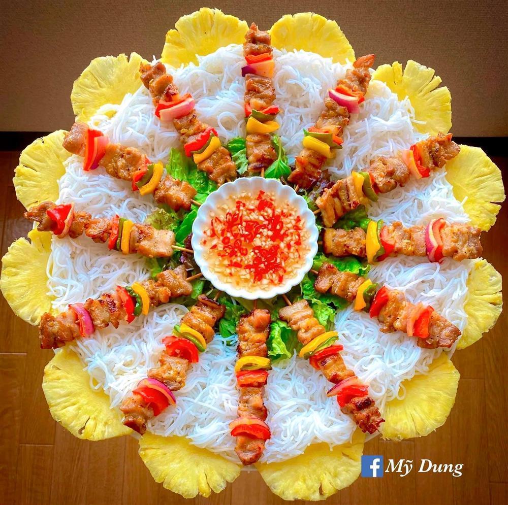 Gái đảm biến đồ ăn thành tác phẩm nghệ thuật ngắm cũng no-10