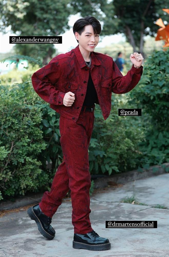 Đức Phúc sợ hỏng mặt độn từa lưa vì tham gia Running Man-1