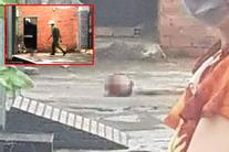 SỐC: 1 thi thể đầu lìa khỏi xác trong khu dân cư ở TP.HCM