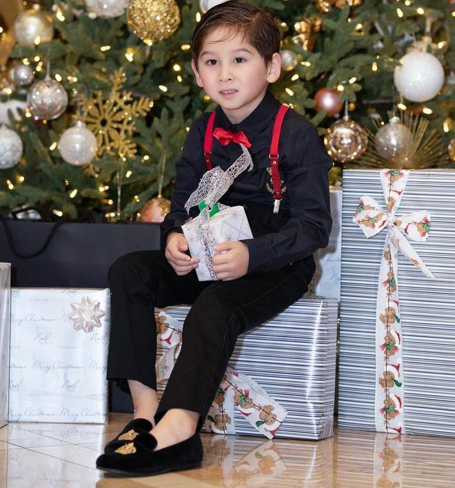 Thiếu gia 8 tuổi của nữ tỷ phú người Việt đón sinh nhật xa hoa-10