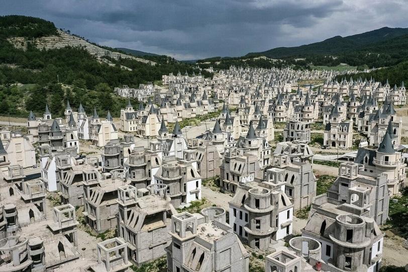 Bí mật đằng sau thị trấn ma cổ tích của Thổ Nhĩ Kỳ-5