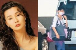 'Đệ nhất mỹ nhân' Trương Mạn Ngọc chỉ còn da bọc xương