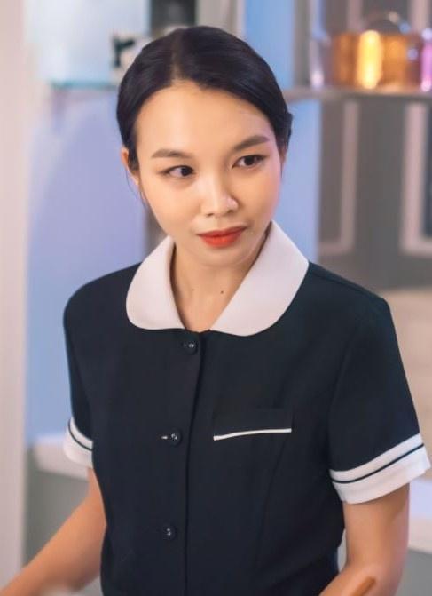 Cô gái Việt đóng với Honey Lee bị hụt vai trong Squid Game-3