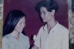 Con gái khoe ảnh bố 20 năm trước điển trai, tán gái như 'thần'