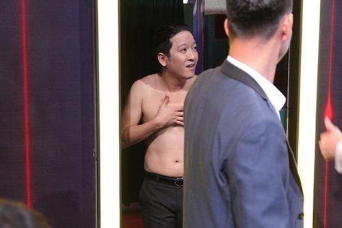 Nối gót Trấn Thành, Trường Giang quê độ vì bụng bia ở Running Man-8