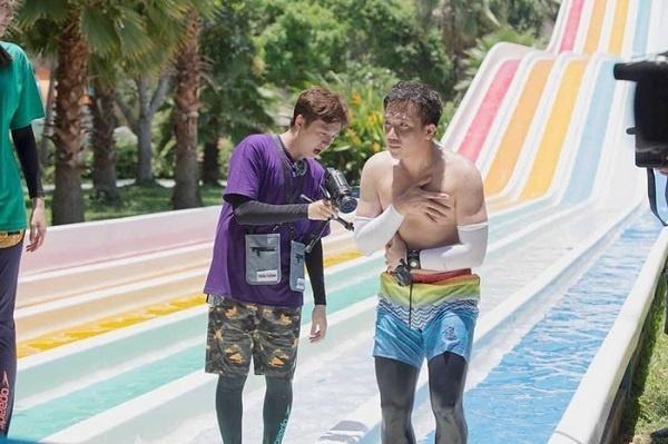 Nối gót Trấn Thành, Trường Giang quê độ vì bụng bia ở Running Man-10