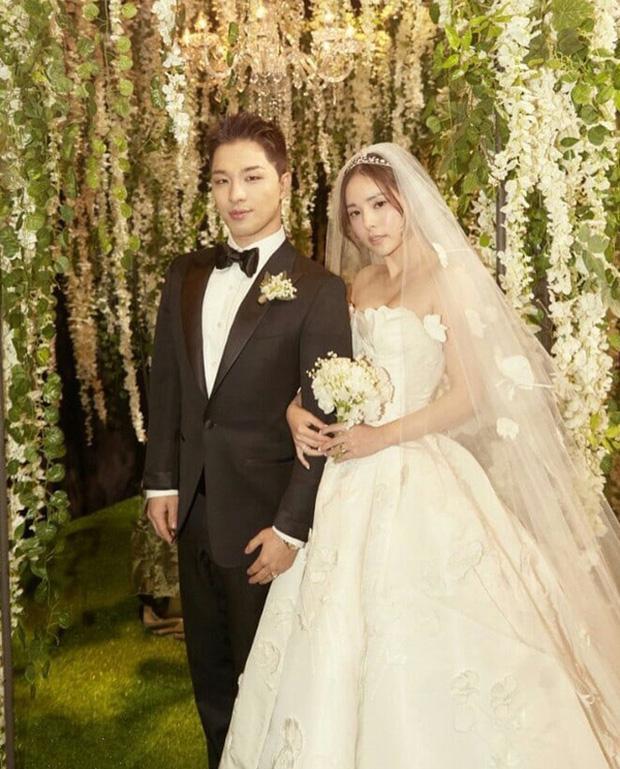 Taeyang (BIGBANG) và Min Hyo Rin có con đầu lòng-1