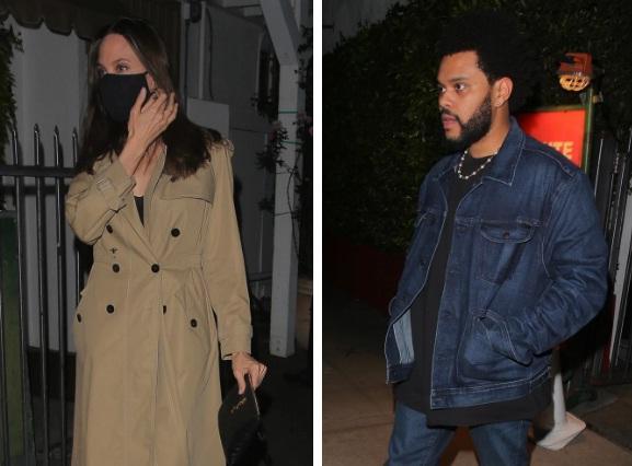 Angelina Jolie bị tóm gọn khoảnh khắc hẹn hò The Weeknd-7