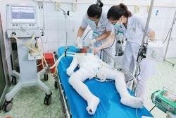 Nạn nhân cuối cùng vụ hỏa hoạn ở Tuyên Quang không qua khỏi