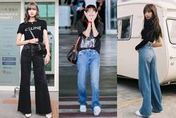 'Chân ái' giúp Lisa hack dáng như người mẫu!