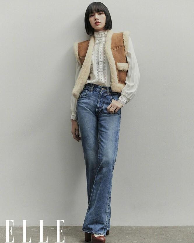 Chân ái giúp Lisa hack dáng như người mẫu!-2