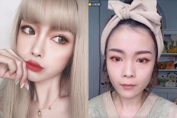 Hot girl 5 triệu follow lộ nhan sắc, hàng thật ngã ngửa-7