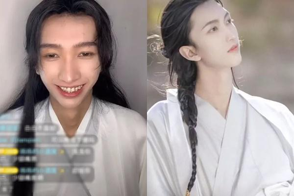 Hot girl 5 triệu follow lộ nhan sắc, hàng thật ngã ngửa-9