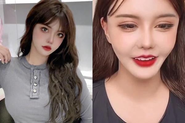 Hot girl 5 triệu follow lộ nhan sắc, hàng thật ngã ngửa-3