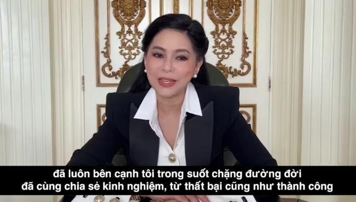 Bất ngờ xưng hô mẹ chồng Hà Tăng dành cho ông xã tỷ phú-4