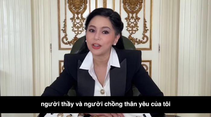 Bất ngờ xưng hô mẹ chồng Hà Tăng dành cho ông xã tỷ phú-3