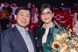 Bất ngờ xưng hô mẹ chồng Hà Tăng dành cho ông xã tỷ phú