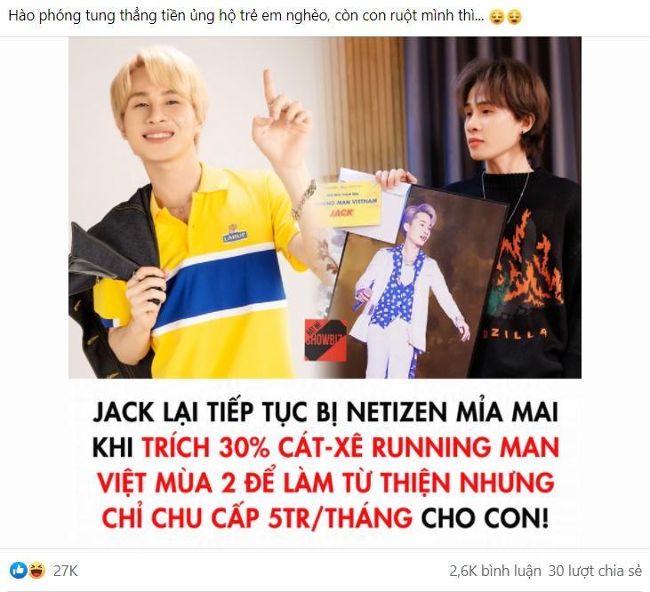 Hot girl ngực khủng Hải Dương phát ngôn sốc óc về Jack-1